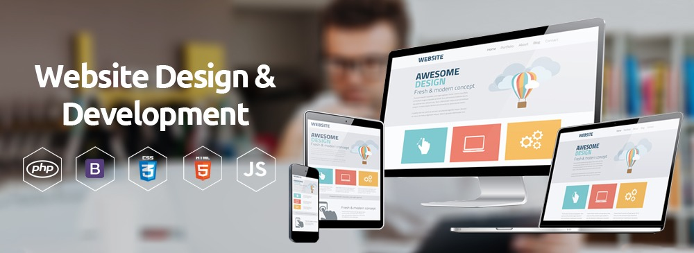 Website Design and Development Offers Unlimited Growth Potential