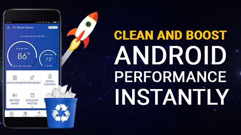 How to clean and boost Android Performance instantly
