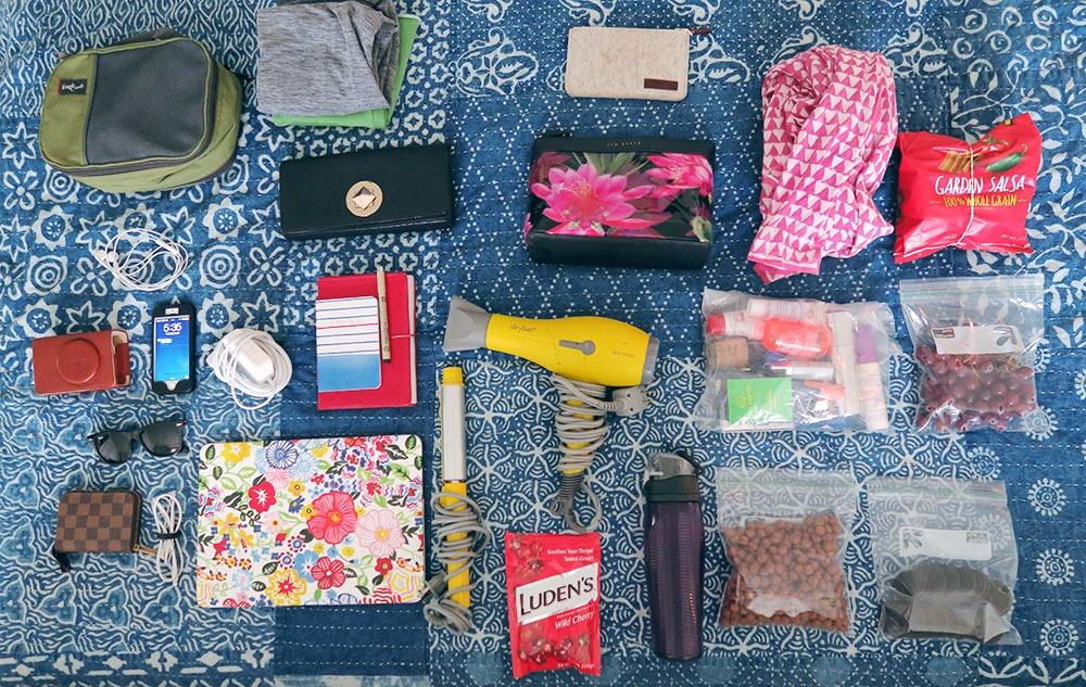 7 EXPERTS SHARE THEIR MUST-HAVES TO PACK IN YOUR CARRY-ON THIS SUMMER
