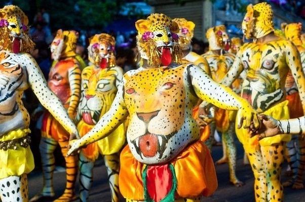 Onam 2018, the harvest festival in Kerala