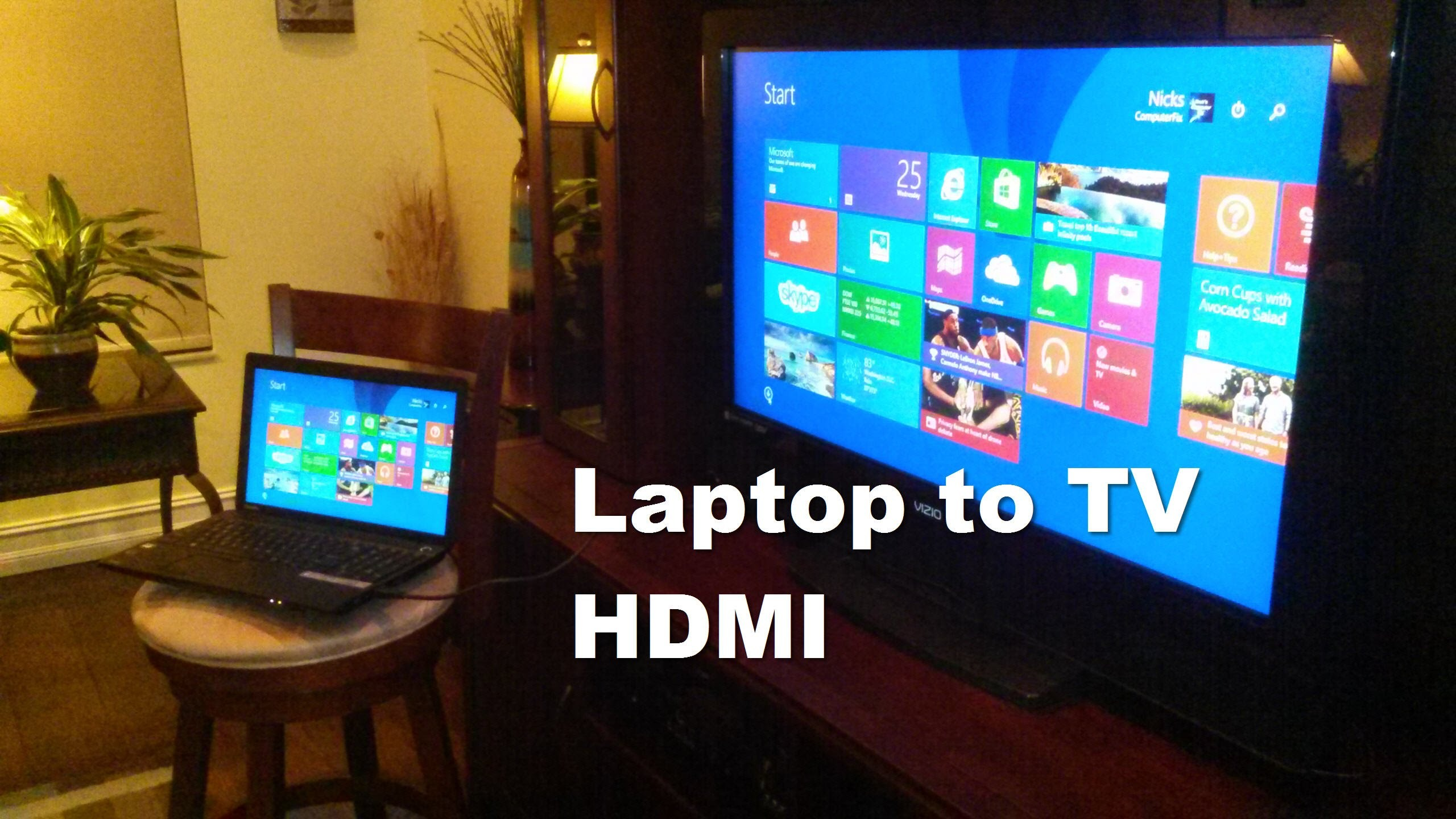 How you can watch tv on Laptops