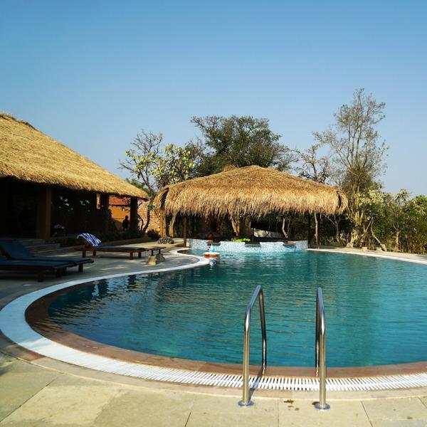 Best Tourism Resort Near Umred Karhandla Wildlife Sanctuary