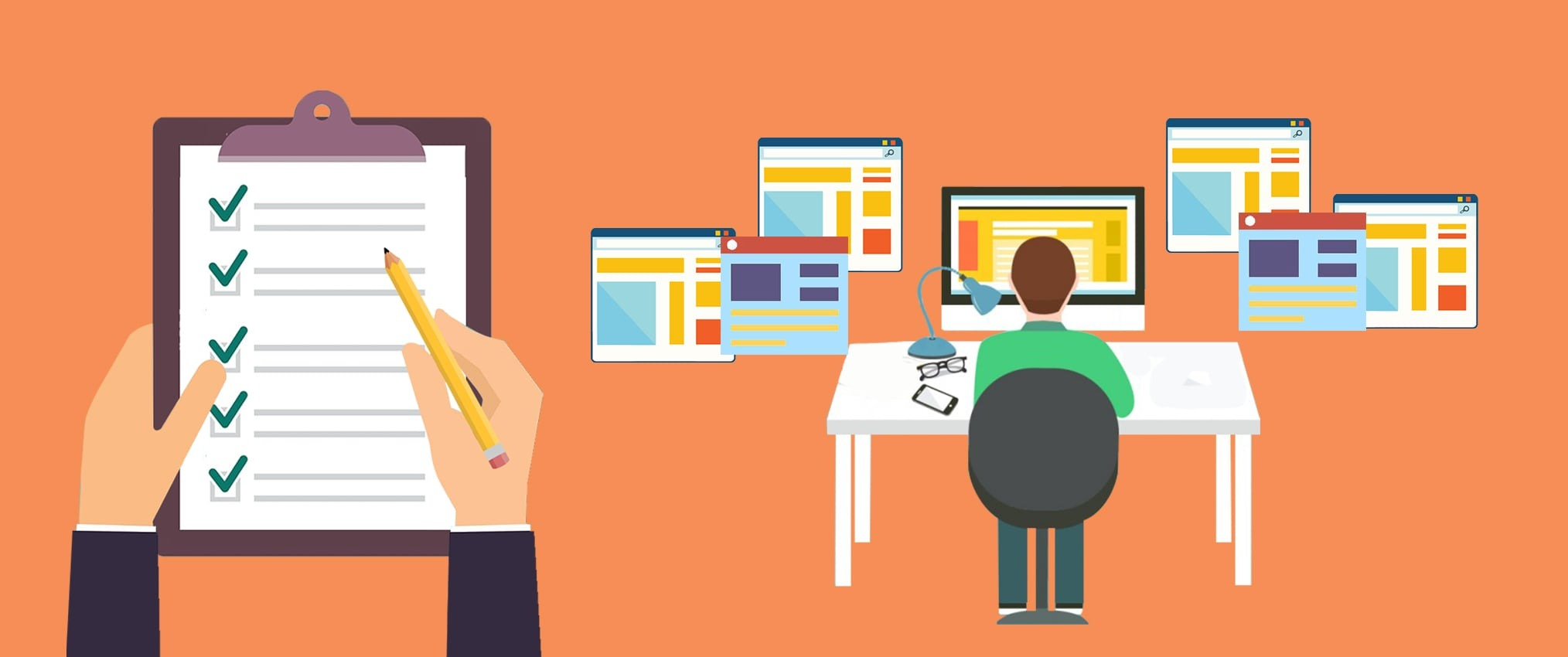 Common mistakes people often do while choosing a Web Developer