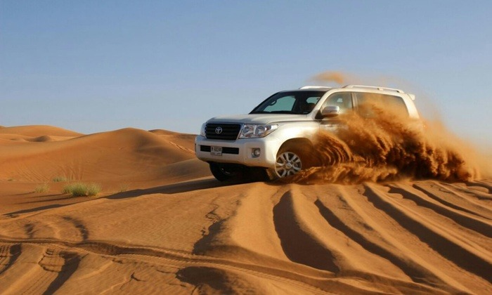 Enjoy Your Trip With Dubai Desert Safari
