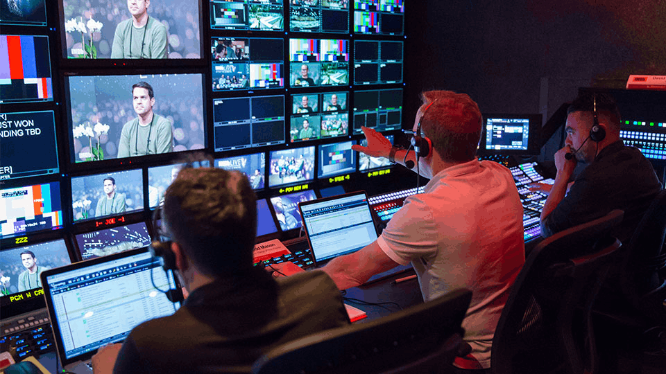 Why Broadcast design is all the Modern World Knows