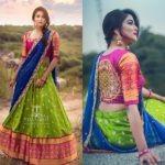 Latest Saree & Blouse Design for Wedding