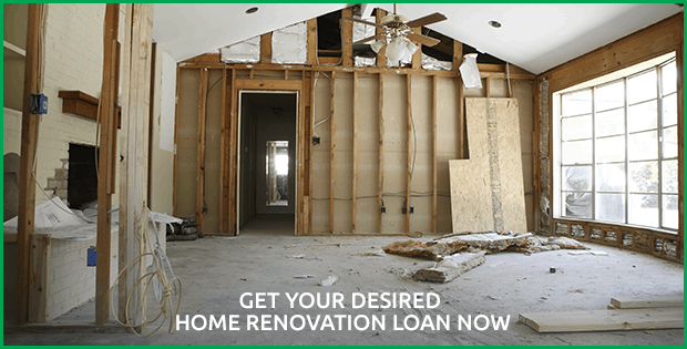 Ease your Home Renovation Debt with Loan Against Property