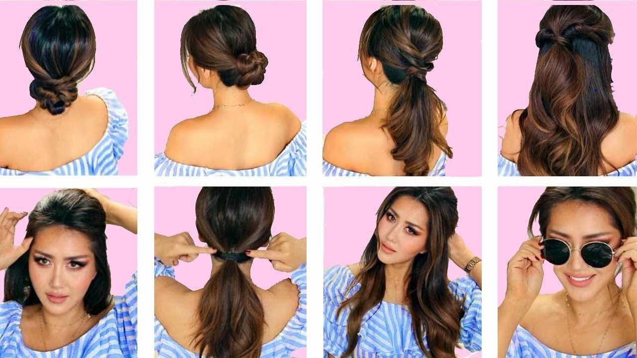 Top 5 Hair styles women love to make