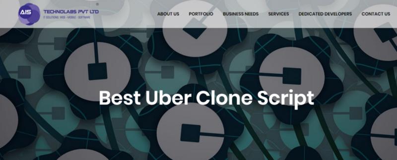 best uber clone script
