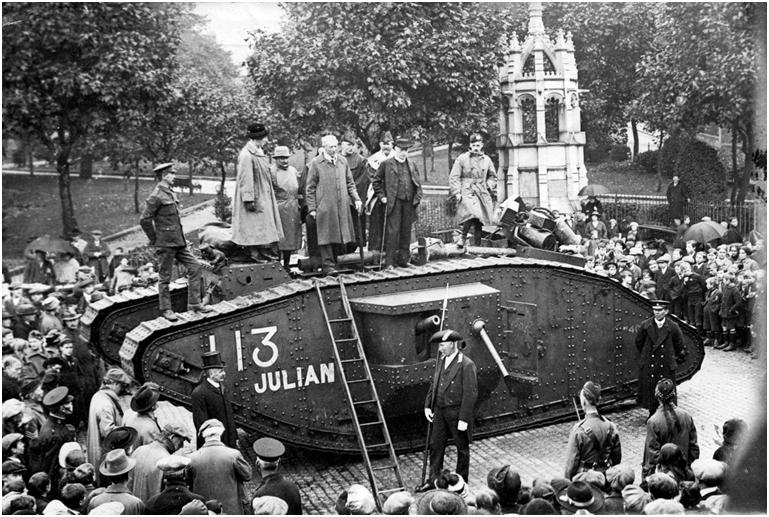 Tank Banks