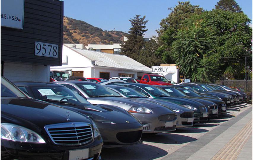 Used Car Sales Margins Drop