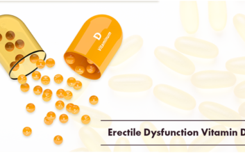 Erectile Dysfunction Vitamin D