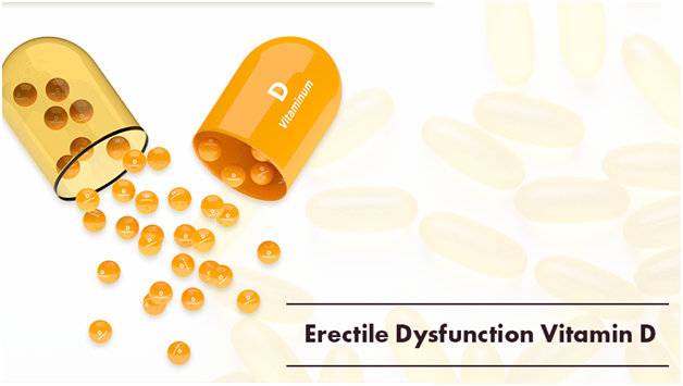 Erectile Dysfunction Vitamin D