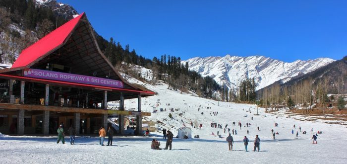 Himanchal Affordable holiday package