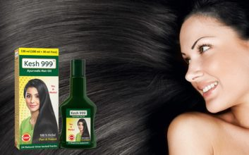 Treat Baldness With Herbal Hair Oil