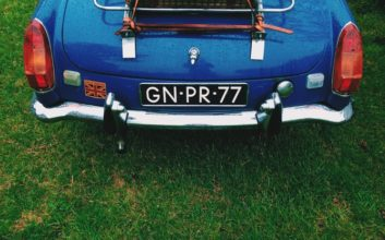 Rules About Private Number Plates in the UK