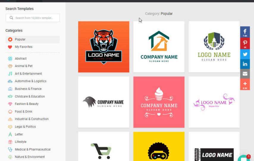 Search a logo