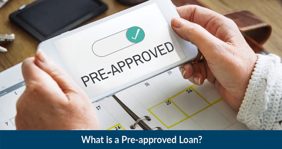 Pre-Approved Personal Loans