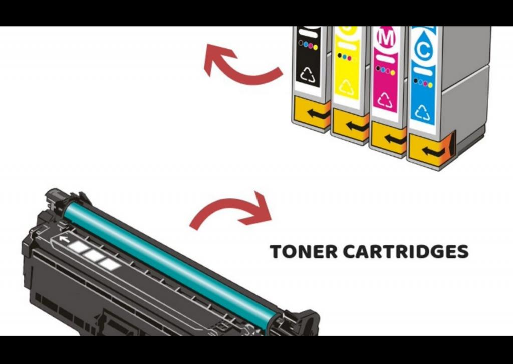 Ink Vs Toner Cartridges