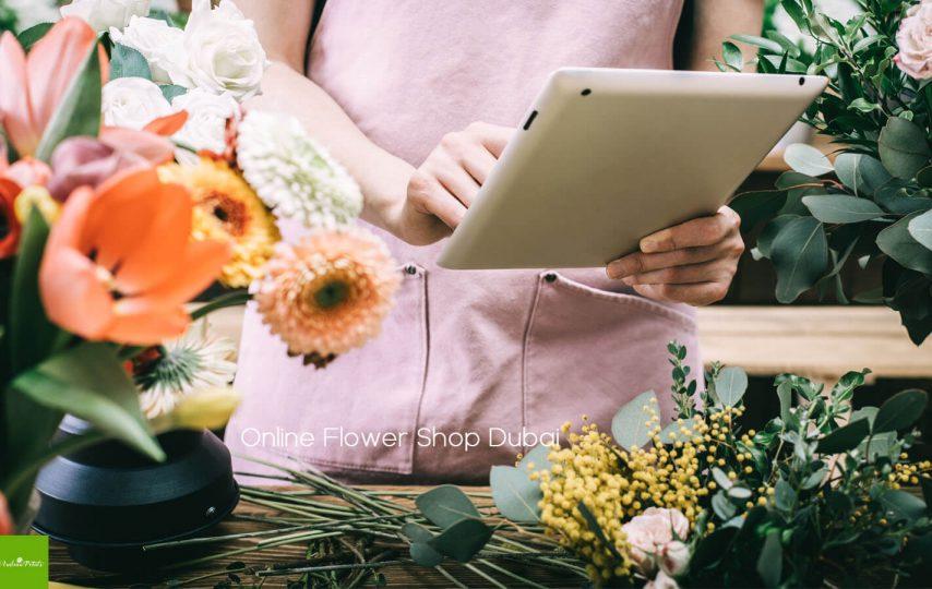 Online Flower Shop Dubai