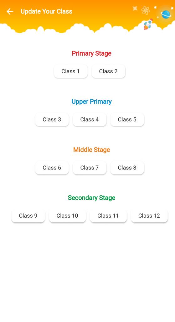 Quiz App for All Classes
