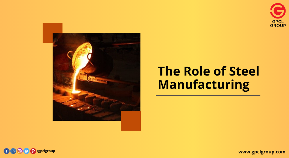 The Role of Steel Manufacturing in the Global Economy