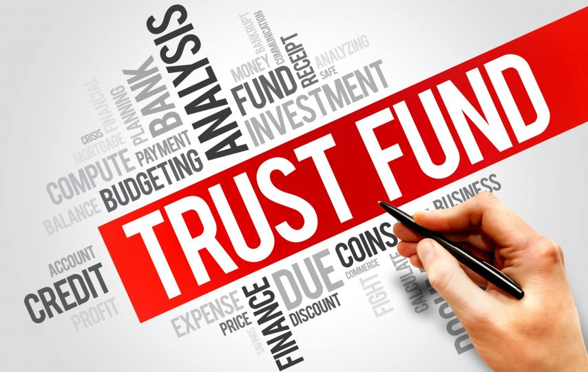 How to set up trust fund