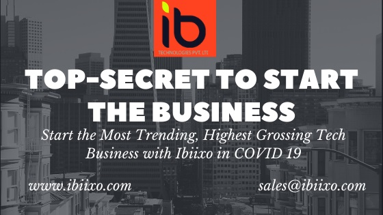 top-secret to Start the business