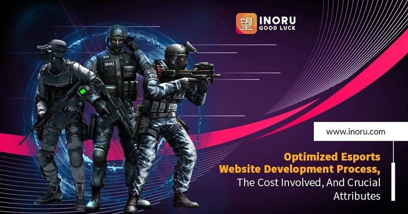 esports website development