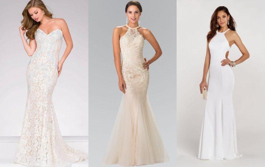 Celebrate your winter wedding with stylish wedding dresses on sale
