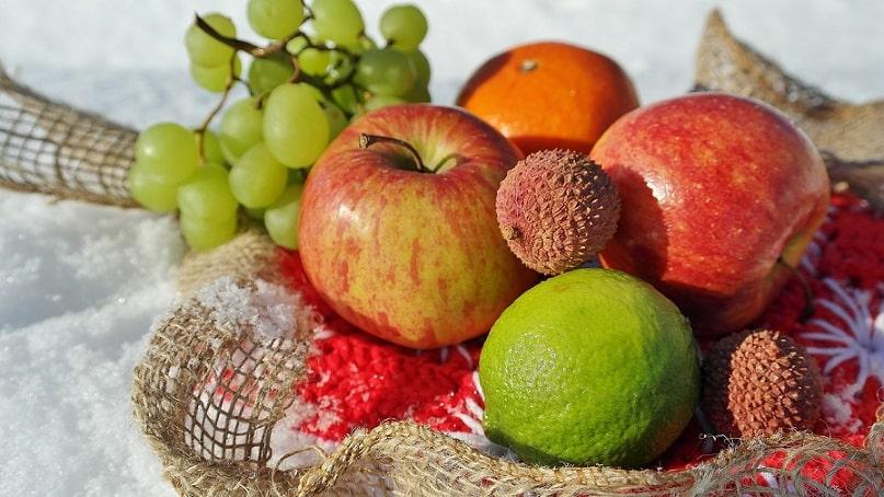 Healthy Winter Fruits