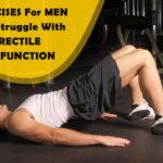 impotence, men's health, Diet, Exercise