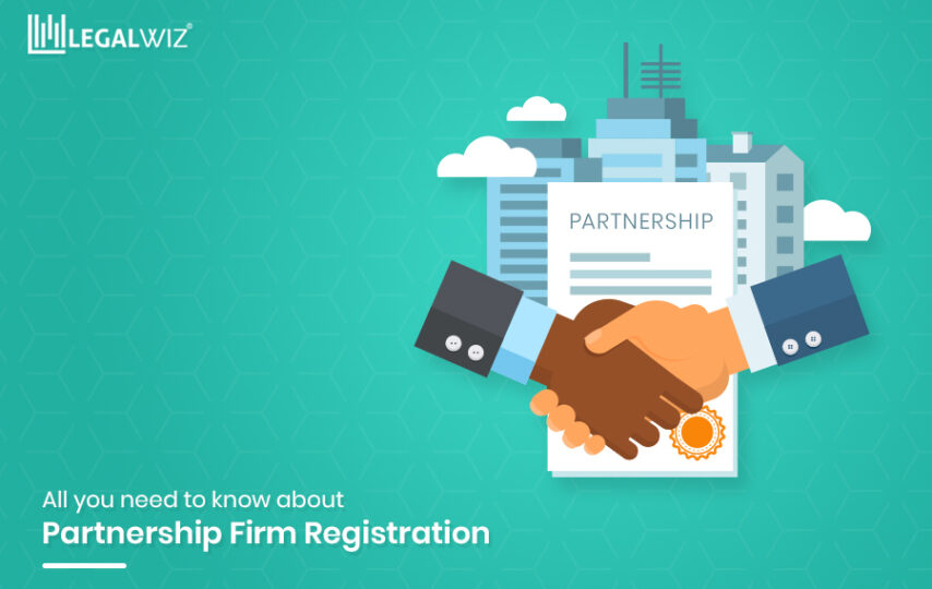 All the information you need about partnership firm registration