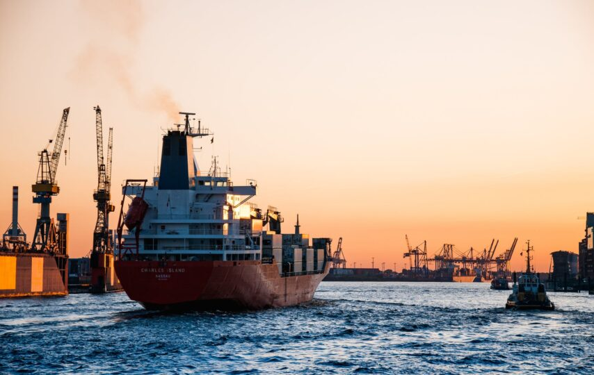 Maritime Ship & Vessel Tracker