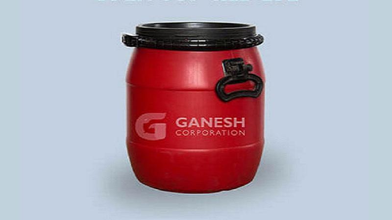 Open Top Plastic Drum for Industries